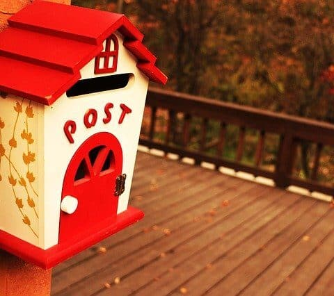 Who to notify when you change address